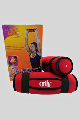 Picture of ALTUS FITNESS: Neo Dumbbells - 2 x 5lbs (Red)